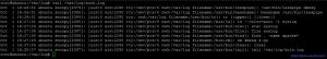 Output of cat /var/log/auth.log